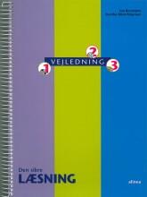den sikre læsning 1-3, vejledning - bog