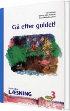den sikre læsning 3, gå efter guldet! 3.kl - bog