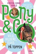den sjette bog om pony & co - bog