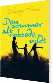 sommerfugleserien: den sommer alt voksede vildt - bog