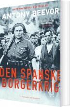 den spanske borgerkrig - bog