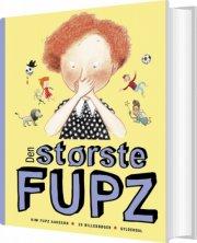 den største fupz - bog