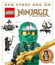 den store bog om lego ninjago - bog