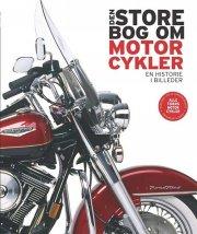 den store bog om motorcykler - bog