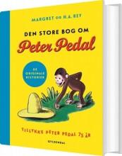 den store bog om peter pedal - bog