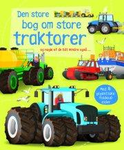 den store bog om store traktorer og om nogle lidt mindre også - bog