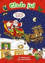 den store flaog: glade jul - bog