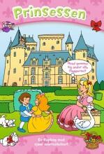 den store flaog: prinsessen - bog