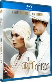 the great gatsby	/ den store gatsby - Blu-Ray