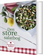 den store salatbog - bog