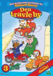 den travle by - vol. 3 - DVD