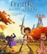 trenk den lille ridder / trenk the little knight - Blu-Ray
