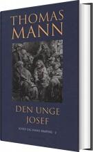 den unge josef - bog