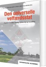 den universelle velfærdsstat - bog