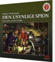 den usynlige spion - bog