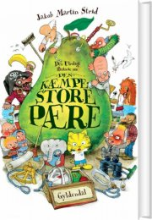 den utrolige historie om den kæmpestore pære - bog