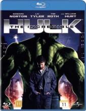 den utrolige hulk - Blu-Ray
