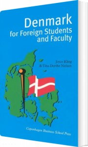 denmark for foreign students and faculty - bog