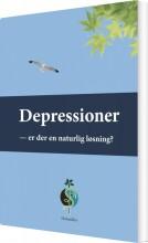 depressioner - er der en naturlig løsning? - bog
