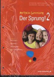 der sprung! 2, portfolio-sammlung - bog