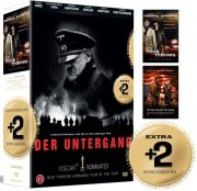 der untergang / thick as thieves / in the valley of elah - DVD