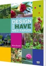 design din have med farver - bog