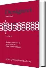 designret - designloven med kommentarer - bog