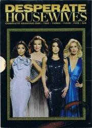 desperate housewives collection - sæson 1-6 - DVD