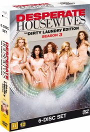 desperate housewives - sæson 3 - dirty laundry edition - DVD