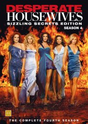 desperate housewives - sæson 4 - sizzling secrets edition - DVD
