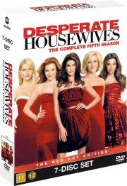 desperate housewives - sæson 5 - DVD