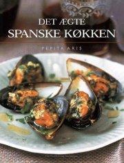det ægte spanske køkken - bog