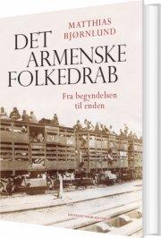 det armenske folkedrab - bog