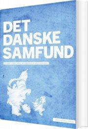 det danske samfund - bog