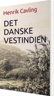 det danske vestindien - bog