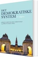 det demokratiske system - bog