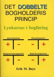 det dobbelte bogholderis princip/principle of double-entry bookkeeping - bog
