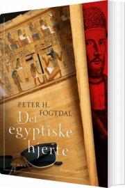 det egyptiske hjerte - bog