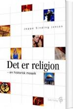 det er religion - en historisk mosaik - bog