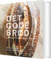 det gode brød, hc - bog