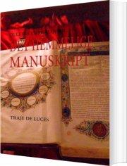 det hemmelige manuskript - bog