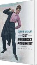 det juridiske argument - bog