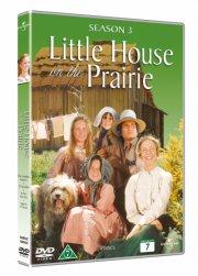 det lille hus på prærien - sæson 3 - DVD