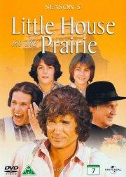 det lille hus på prærien - sæson 5 - DVD