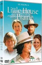 det lille hus på prærien - sæson 6 - DVD