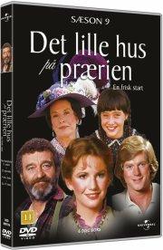 det lille hus på prærien - sæson 9 - DVD