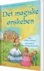 det magiske ønskeben - bog