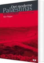 det moderne palæstinas historie - bog