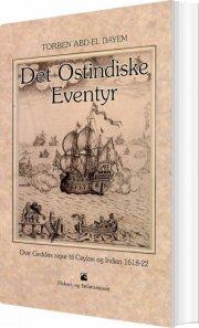 det ostindiske eventyr - bog
