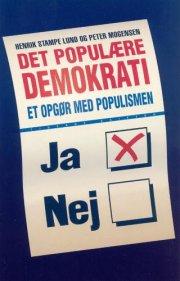 det populære demokrati - bog